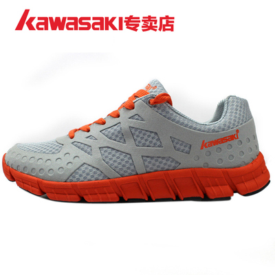 Authentic Kawasaki wear and jogging shoes new lightweight breathable mesh running shoes sneakers for men and women 813