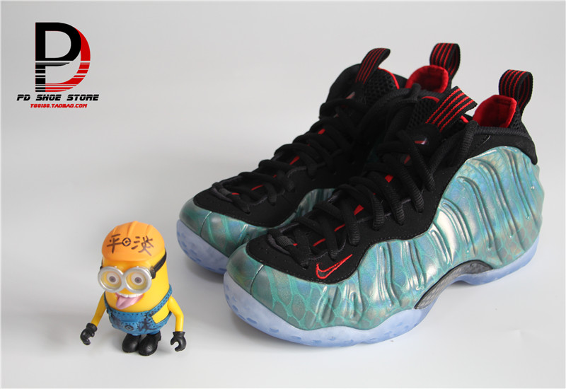 平淡鞋店 Nike Air Foamposite Fishing 钓鱼喷 575420-300