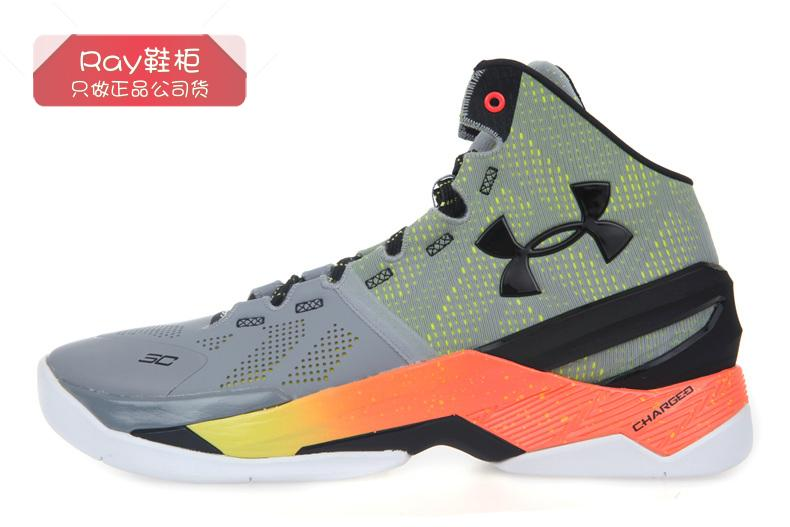 Ray鞋柜 Under Armour Curry Two UA 安德玛 亚洲行 1259007-035