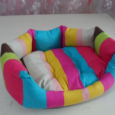Free shipping pet kennel pet supplies cat litter nest winter nest dog kennel mats Teddy No.