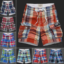 Xia men sand belt pocket quick-drying leisure pants men's shorts with swimming trunks household surf shorts
