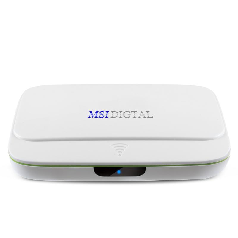 微星视道MSIDIGTAL RM706四核网络电视机顶盒电视盒子高清播放器