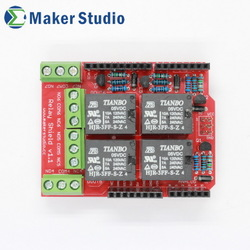 [Maker Studio] Arduino Relay Shield 继电器 扩展板 送原理图