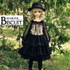 biscuit饼干小姐 BJD SD10 SD13 1/3 三分 洋装 娃衣 奇趣马戏团