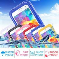 Waterproof Shockproof Dust Sand Proof Cover Case S6/S6 edge