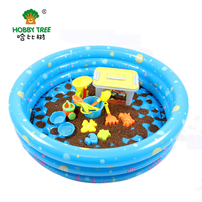 Children's beach toys suit Cassia toy sandbox suit playing with sand toys, baby dredging toys