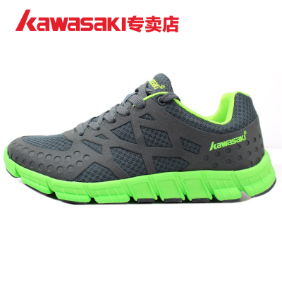 New authentic Kawasaki sports shoes jogging shoes wearable lightweight breathable mesh running shoes for men and women feather 812