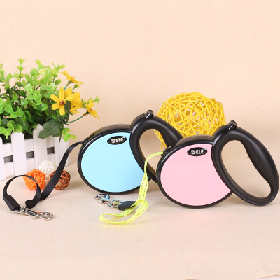 Sidel automatic retractable leash large dog golden retriever dog rope small dog Teddy leash dog leash