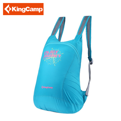 KingCamp / Kanger outdoor climbing trips can be accommodated 14L backpack ultralight skin bag KB3309