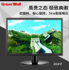 长城(GreatWall)L2470W 23.6英寸宽屏液晶显示器 壁挂 超低功耗