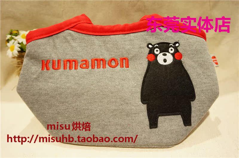 Сумка-Холодильник Япония оригинальный kumamon счетчика синхронных Изотермические сумки выпечки толщиной/сильный изоляции misu Дунгуань