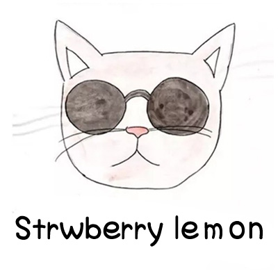 Strawberry lemon