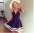 Navy Womens Dress
