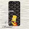 |梵夏summer| 恶搞GOYARD×SIMPSON| iPhone6s/6+ case原创手机壳