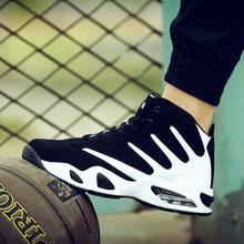 加绒保暖棉鞋增高跑步鞋子