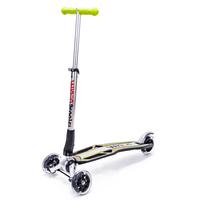 Longwise朗汇三轮滑板车 闪光轮 成人代步 可折叠踏板车