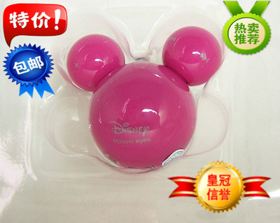 Special shipping 12 generations lovely genuine Mickey Mickey Mouse mini sport mp3 player 2G4G long play