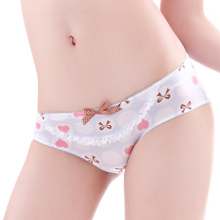 Mr Yi underwear shop of quality goods Ms low waist boxer briefs Ultrafine comfortable breathe freely Refined sugar 1138