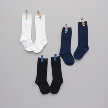 Bought baby clothes, South Korea imported quality goods in the spring of 2015 big dish S boy socks p 307128