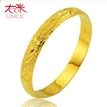 Retro bracelet right m married The bride wedding gift alloy gold-plated bracelet for women
