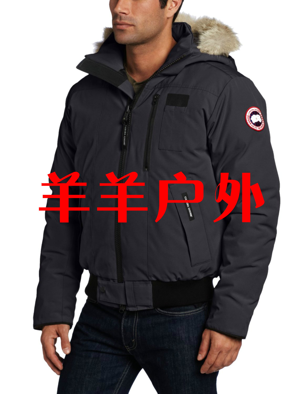 [美国代购] Canada Goose Men's Chilliwack Bomber Jacket