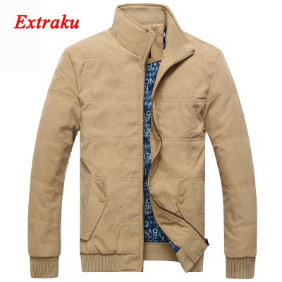 Men's Short Jacket Mens Jackets Men Korean tidal thick collar casual jacket men jacket Slim