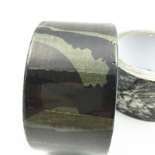 10 meters nature camouflage camouflage bionic camouflage adhesive tape on a dying tree Duct tape disguise Camera rod camouflage
