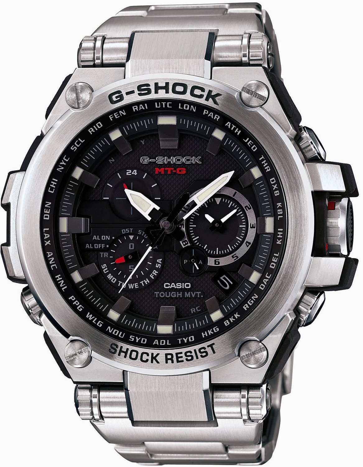 CASIO 卡西欧 G-Shock 男表 MTG-S1000D-1AJF MTG-S1000D-1A4JF