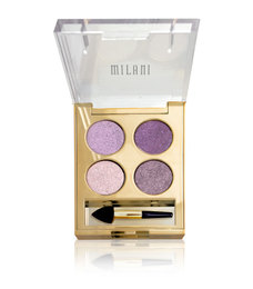 MILANI钻石炫耀光芒四色眼影Milani Fierce Foil Eyeshine