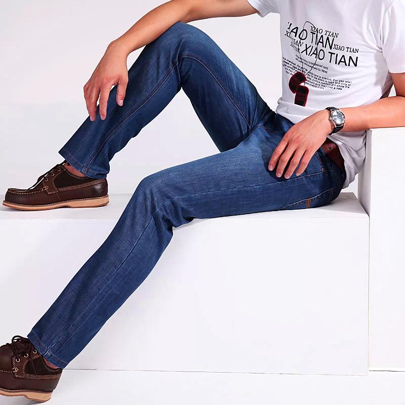 2014秋季新款男装牛仔裤