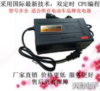 绿源/速派奇/爱玛/小鸟/48V20AH智能型电瓶车充电器