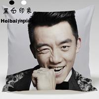 郑凯奔跑吧兄弟 郑恺个性抱枕 DIY创意定做靠垫生日礼物 沙发靠垫