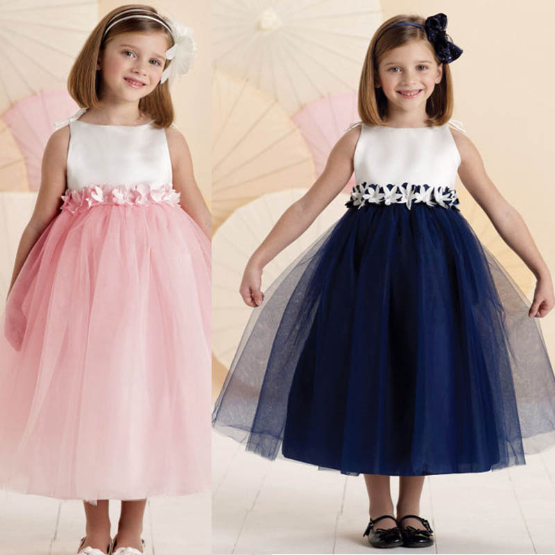 2016 girls princess dress fashion kids' summer skirt dresses