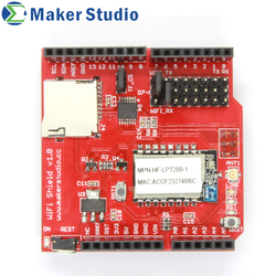 [Maker Studio] Arduino WiFi Shield 扩展板 送原理图