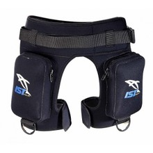 IST diving special pants pocket Diving legs Extend the leg bag With waist trousers pocket