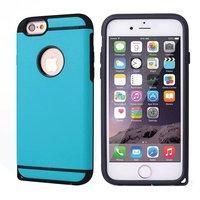 新品iphone6plus保护壳硅胶后盖式手机保护套苹果6手机壳 防摔
