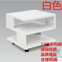 正方形储物功能小茶几咖啡桌小方桌榻榻米创意置物架茶桌床头柜