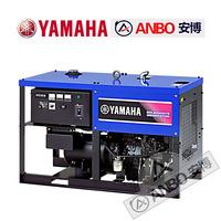 雅马哈EDL20000TE柴油发电机三/单相四冲程三缸柴油机额定15.5KW