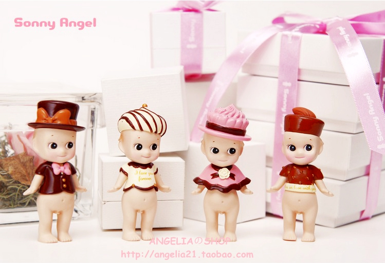 Spot Japan genuine sonny angel angel doll 2015 Valentine's Day chocolates to send his girlfriend a gift
