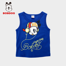 Papua bean 2015 summer baby boy leisure vest summer render unlined upper garment of children's summer wear little boy sweatshirt