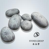 欧式天王星石鹅卵石多功能逼真石头抱枕家居布艺生产厂家创意礼品