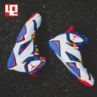 【42运动家】Air Jordan 7 Sweater 乔7毛衣 304775-304774-142