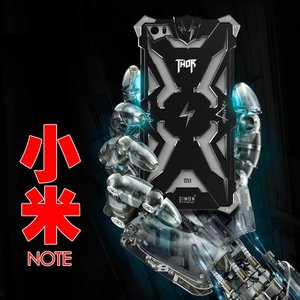 小米note手机壳 Metal Mobile Case xiaomi note 5.7寸保护套防摔