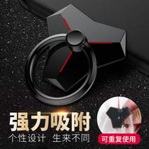手机指环扣支架苹果6手机扣oppo粘贴式华为金属iPhone7支架通用