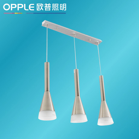 专柜正品 OPPLE 欧普照明灯具 LED 餐吊灯 吊线灯 光芒 MD550D商品大图