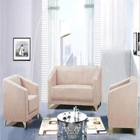 广州办公沙发现代简约办公室沙发茶几组合沙发商务沙发会客沙发