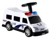 小警察学步助力车 正品嘉百乐儿童学步车炫酷灯光音乐 可乘坐包邮