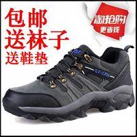 秋冬新款男鞋 芝佳骆驼休闲鞋 防水耐磨登山鞋 慢跑鞋 运动鞋308