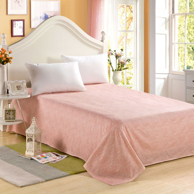 Qian Jie 1.5 college dormitory beds alone pieces 2 m double cotton linen cotton 1.2 1.8