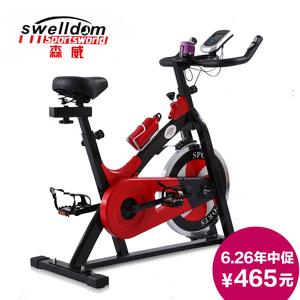 >动感单车家用家庭专用健身车超静音室内脚踏车减肥器材运动自行车